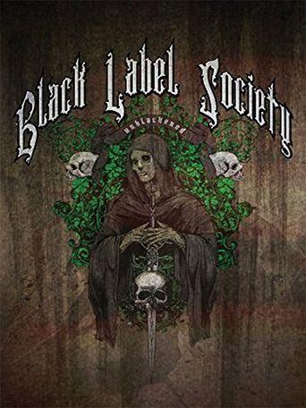 Black Label Society: Unblackened Poster