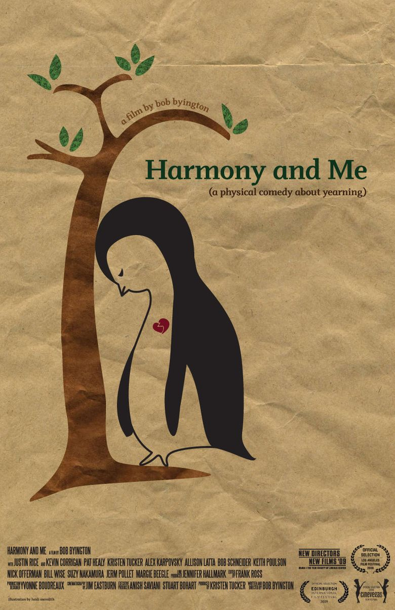 Harmony and Me Poster