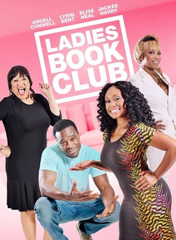 Ladies Book Club Poster