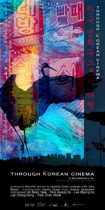 Through Korean Cinema Poster