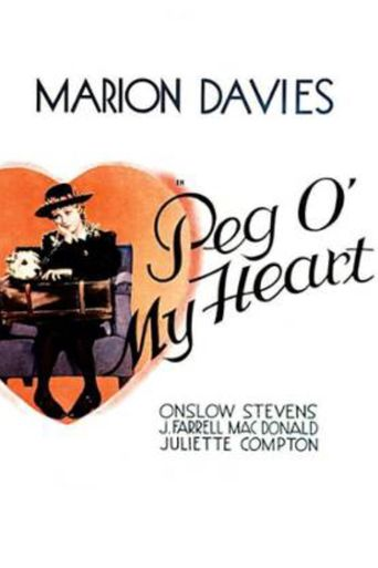 Peg o' My Heart Poster