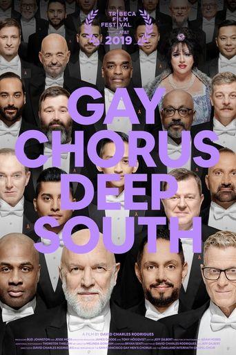 Gay Chorus Deep South Poster