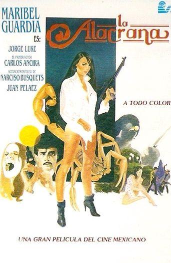 La alacrana Poster