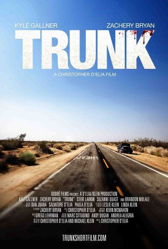 Trunk Poster