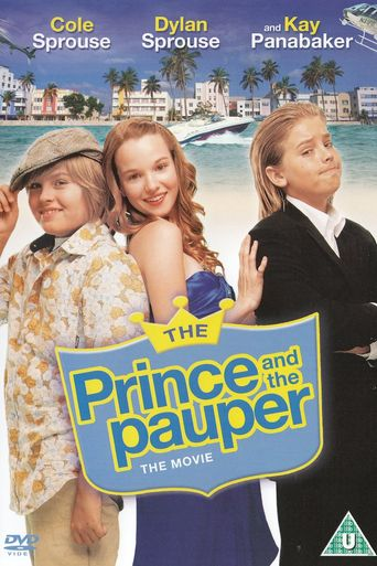 A Modern Twain Story: The Prince and the Pauper Poster