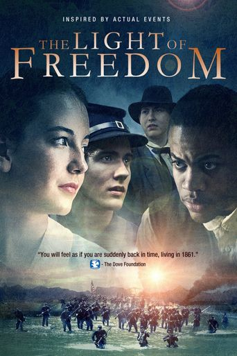 The Light of Freedom Poster