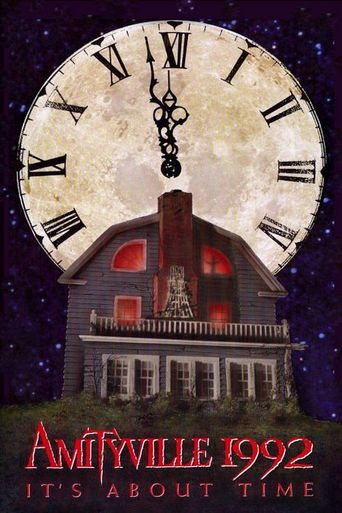 Amityville 1992: It's About Time Poster