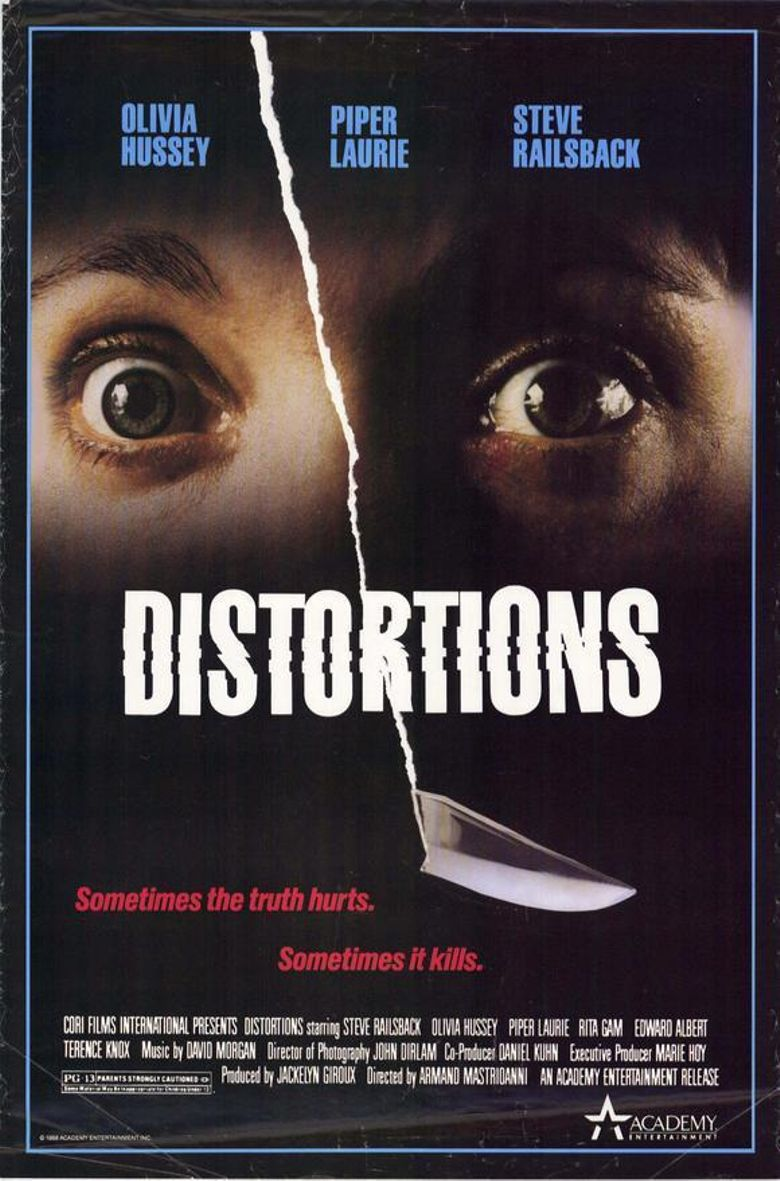 Distortions Poster