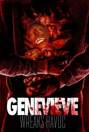 Genevieve Wreaks Havoc Poster