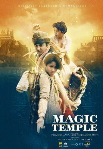 Magic Temple Poster