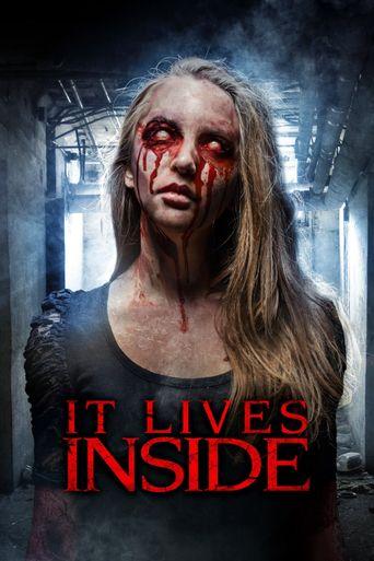 It Lives Inside Poster