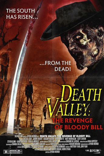 Death Valley: The Revenge of Bloody Bill Poster