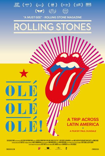 Watch The Rolling Stones Olé Olé Olé! : A Trip Across Latin America