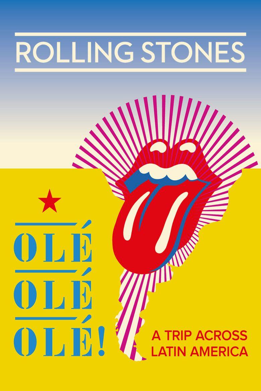 The Rolling Stones: Olé Olé Olé! – A Trip Across Latin America Poster