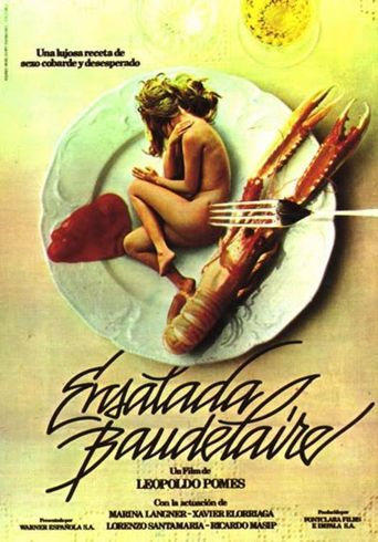 Ensalada Baudelaire Poster