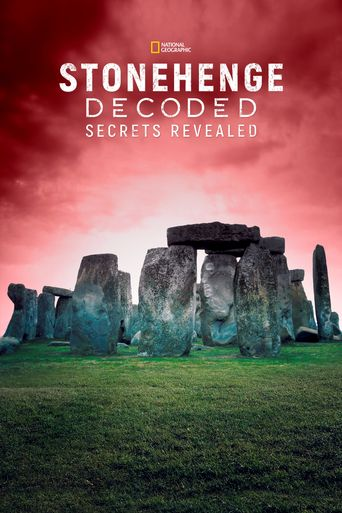 Stonehenge: Decoded Poster