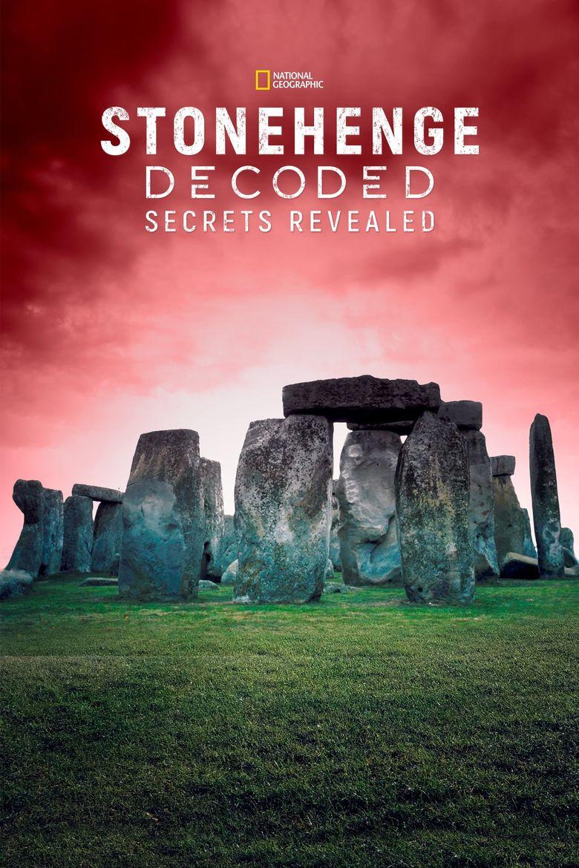 Stonehenge: Decoded Poster