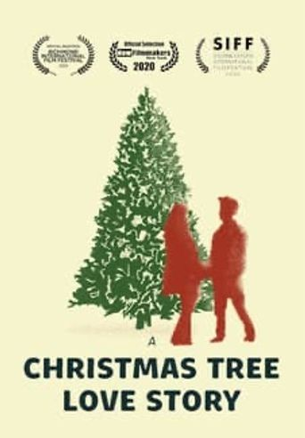 A Christmas Tree Love Story Poster