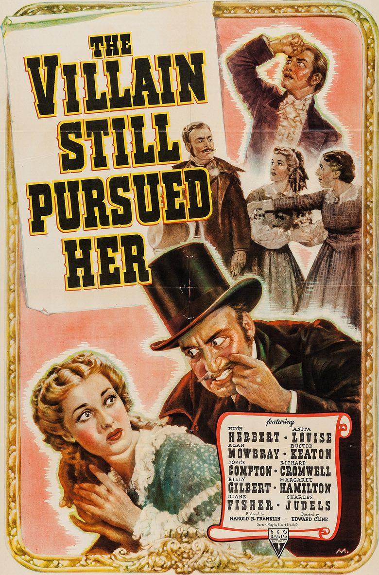 The Villain Still Pursued Her Poster