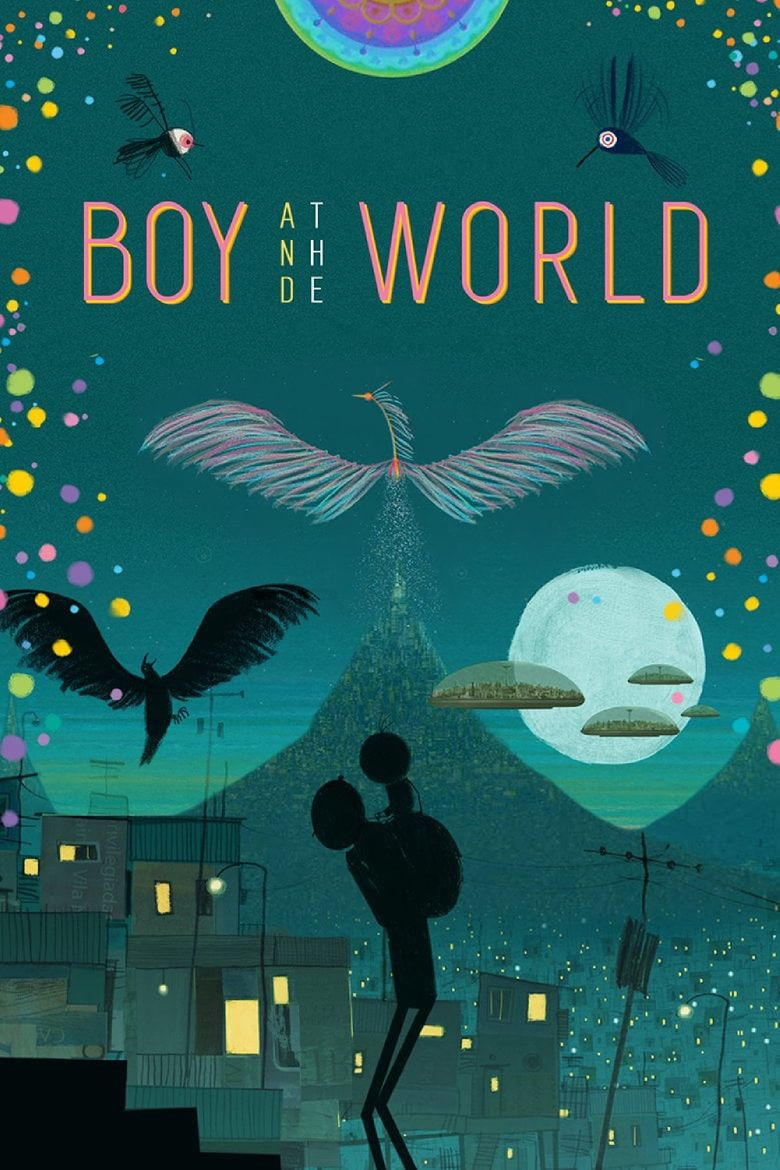 Boy & the World Poster