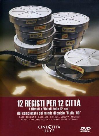 12 registi per 12 città Poster