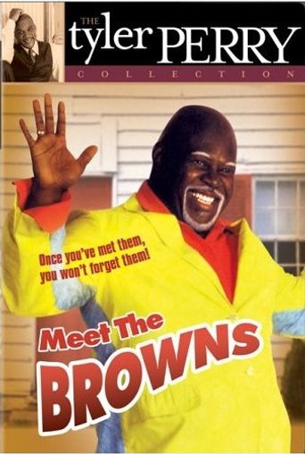 Meet The Browns - The Play Poster