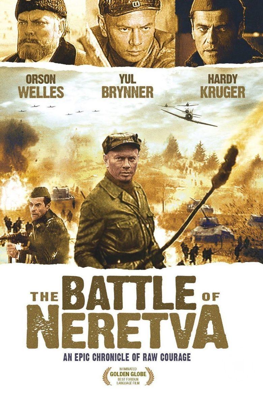 The Battle of Neretva Poster