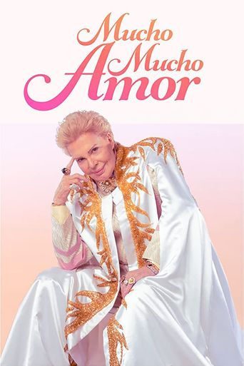 Mucho Mucho Amor: The Legend of Walter Mercado Poster