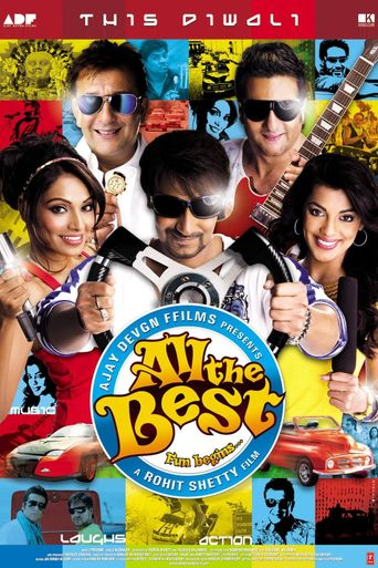 All the Best: Fun Begins Poster
