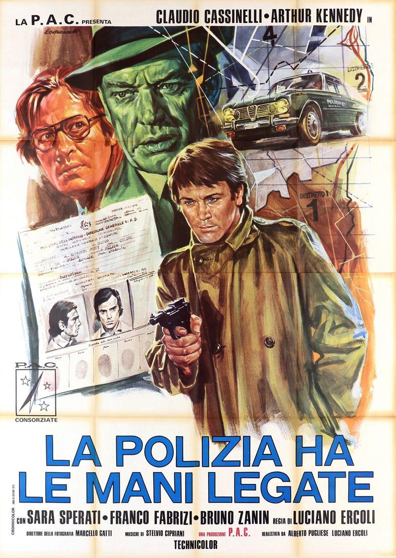 Killer Cop Poster