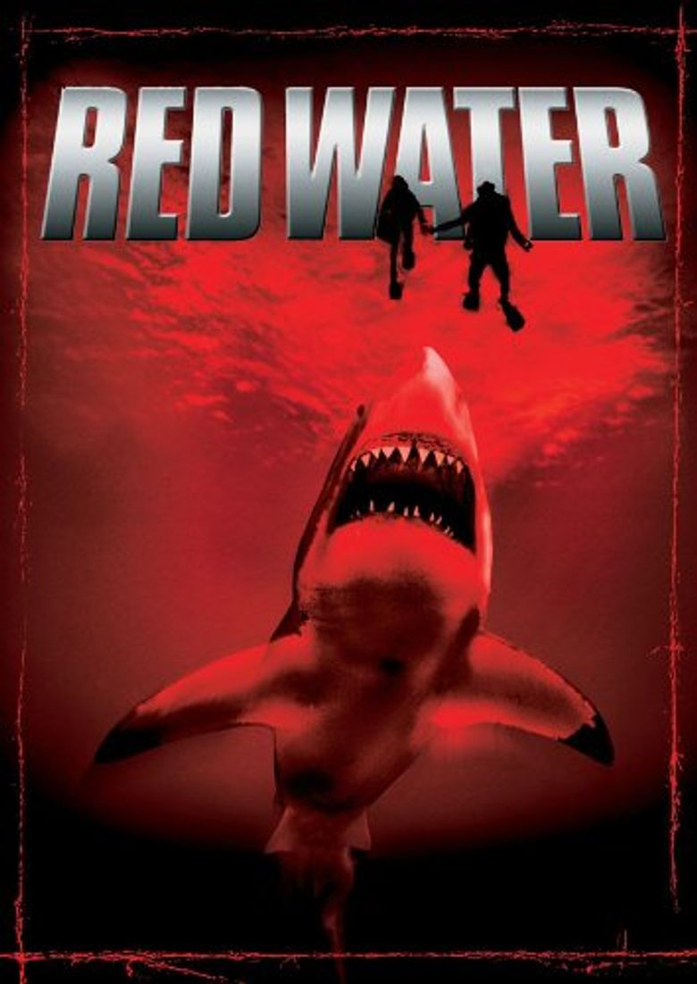 Red Water Poster