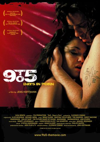 9to5: Days in Porn Poster