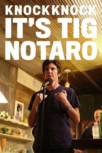 Knock Knock, It's Tig Notaro Poster
