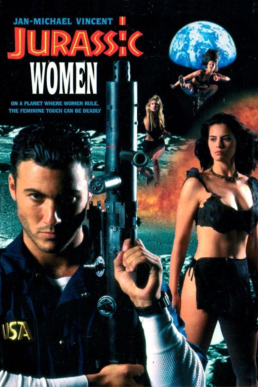 Jurassic Women Poster