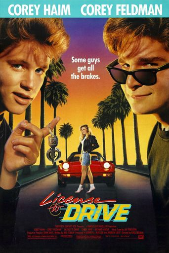 Watch License to Drive