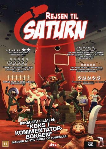 Journey to Saturn Poster