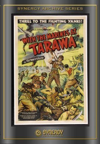 With the Marines at Tarawa Poster