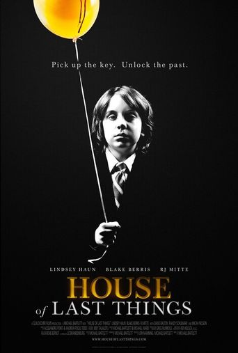 House of Last Things Poster