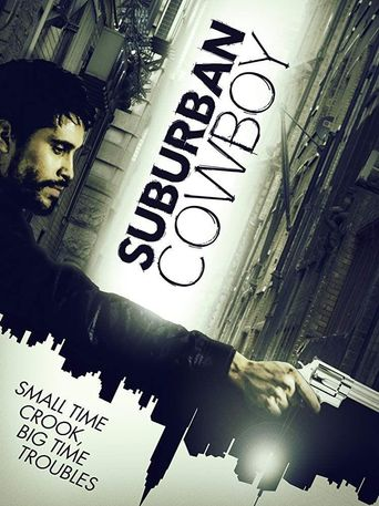 Suburban Cowboy Poster