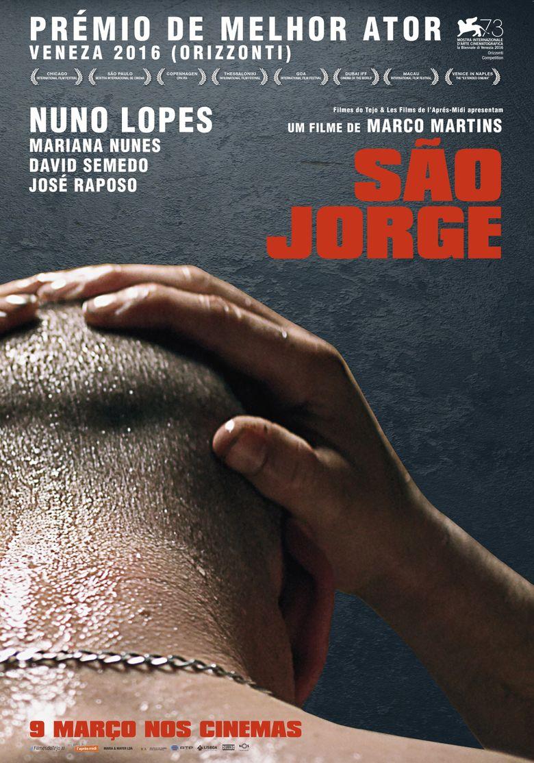 São Jorge Poster
