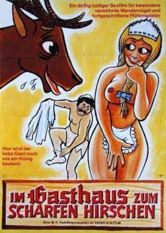 Im Gasthaus zum scharfen Hirschen Poster
