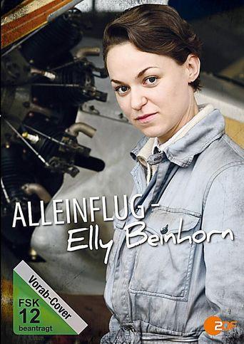 Elly Beinhorn – Alleinflug Poster