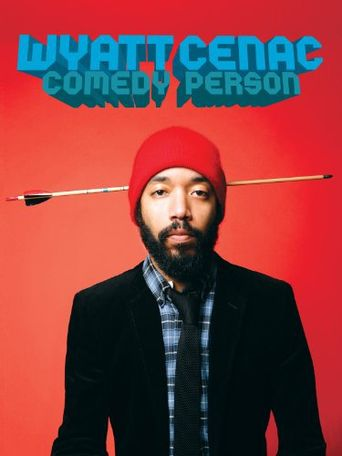Wyatt Cenac: Comedy Person Poster