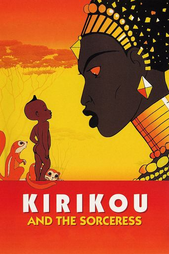 Kirikou and the Sorceress Poster