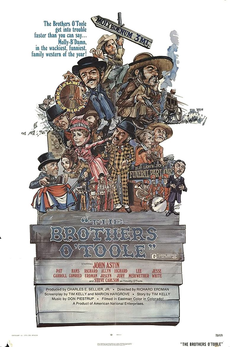 Brothers O'Toole Poster