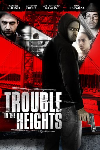 Trouble in the Heights Poster
