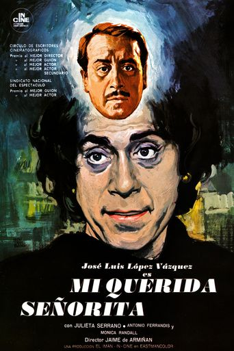 My Dearest Senorita Poster