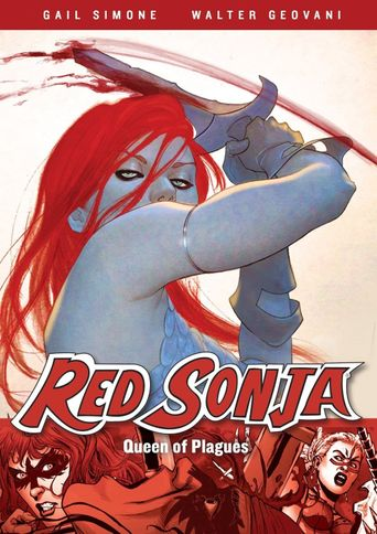 Red Sonja: Queen of Plagues Poster