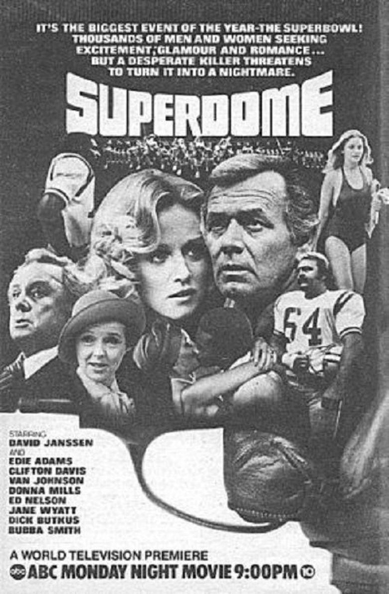 Superdome Poster