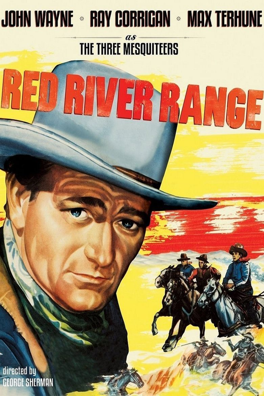 Red River Range Poster